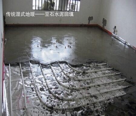 重庆地暖回填的注意事项